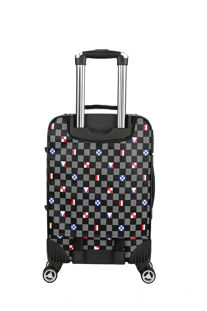 Fashion Student Luggage Trolley